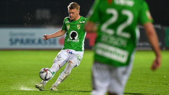 Neuzugang für SV Lafnitz