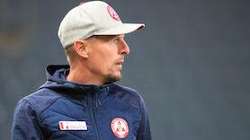 GAK trennt sich von Cheftrainer Gernot Plassnegger