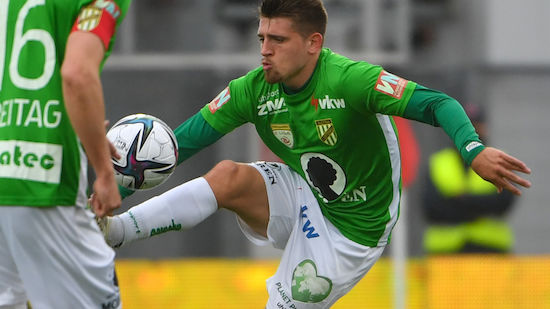Adriano Bertaccini und Lustenau lösen Vertrag auf