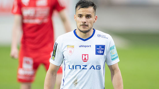 Kristijan Dobras geht zum FC Vaduz