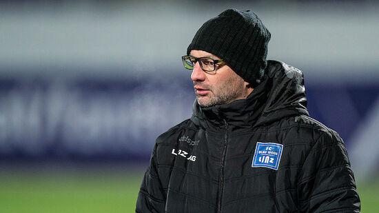 BW-Linz-Coach Brunmayr über Ried-Interesse