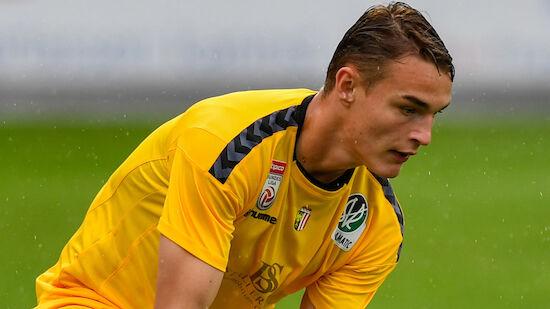 FAC leiht Ried-Goalie Gütlbauer aus