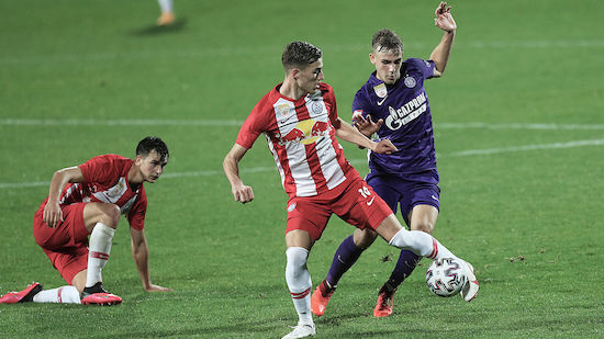 Corona! Liefering - Young Violets wird abgesagt
