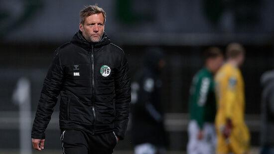 SV Horn findet neuen Cheftrainer