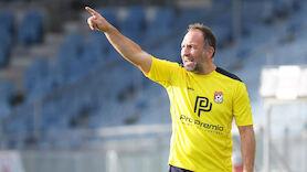 SV Horn hat einen neuen Trainer