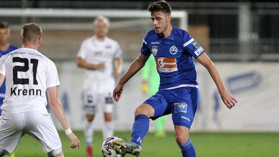 Horner Assistkönig in die Bundesliga