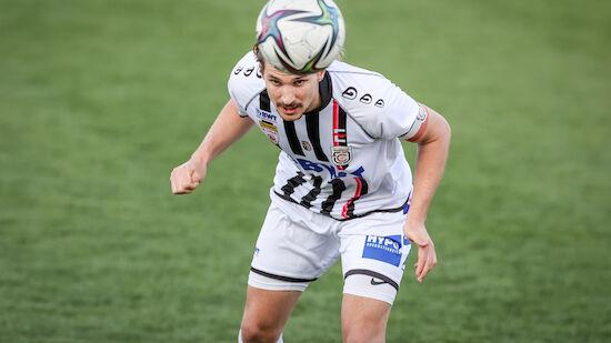 FC Juniors OÖ hält Kapitän Wimmer
