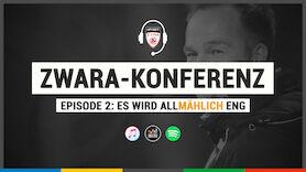 2. Liga-Podcast: Auf Mählich wartet viel Arbeit