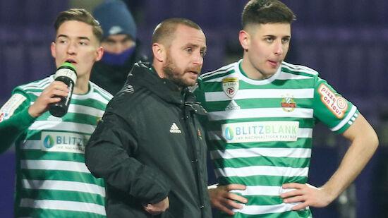 Steffen Hofmann bleibt Trainer von Rapid II