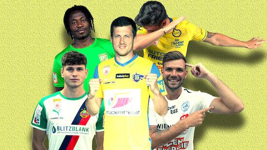 Der große Transfer-Check der 2. Liga
