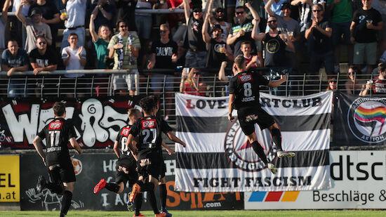 Regionalliga Ost fordert Aufstockung!