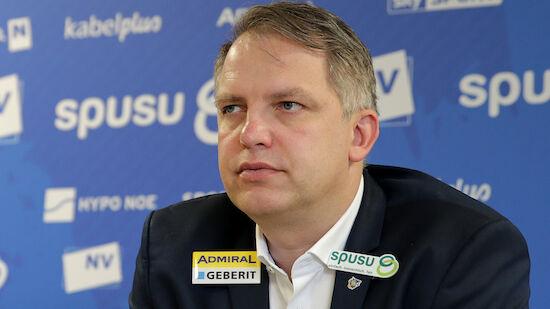 Blumauer tritt als General Manager des SKN ab