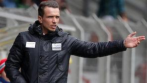 Steyr: Neuer Trainer nach Ostern