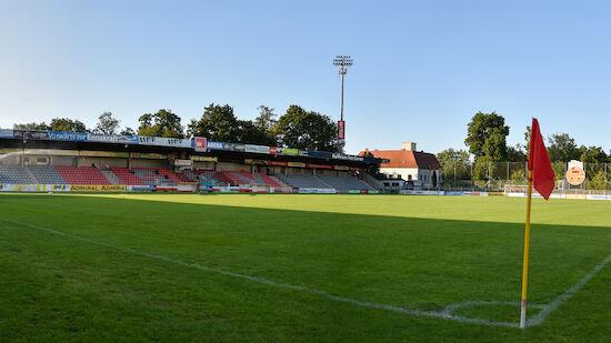 Vorwärts Steyr präsentiert Stadionpläne