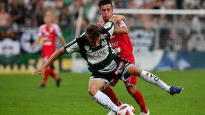 Steyr überrascht gegen SV Ried