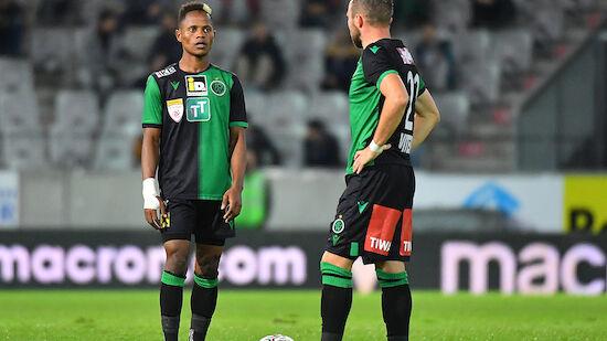 Wacker löst Vertrag mit Karim Conte auf