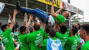 WSG Wattens: Die Bundesliga-Planungen beginnen