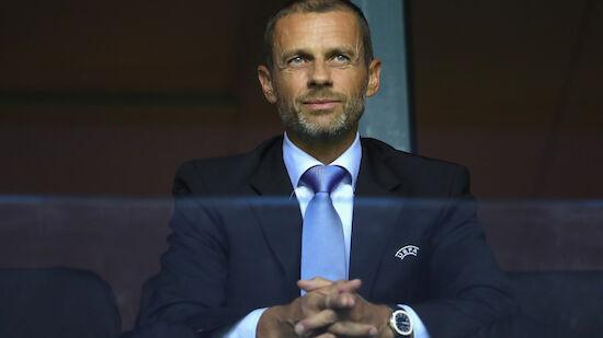 UEFA vergibt Vermarktungsrechte ab 2024 neu