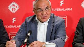 Felix Magath will nicht wie Ralf Rangnick sein