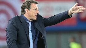 Wird Andreas Herzog neuer Trainer der Admira?