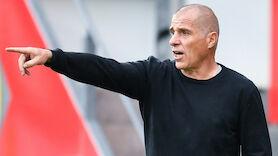 """Admira-Coach Klaus Schmidt: """"Möchte gerne bleiben"""""""