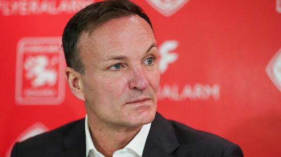 Bundesliga-Hickhack? Konter von Thonhauser
