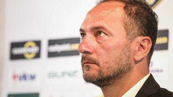 Altach sucht neuen Sportdirektor