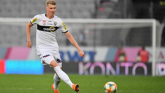 Simon Piesinger geht nach Dänemark zum FC Randers