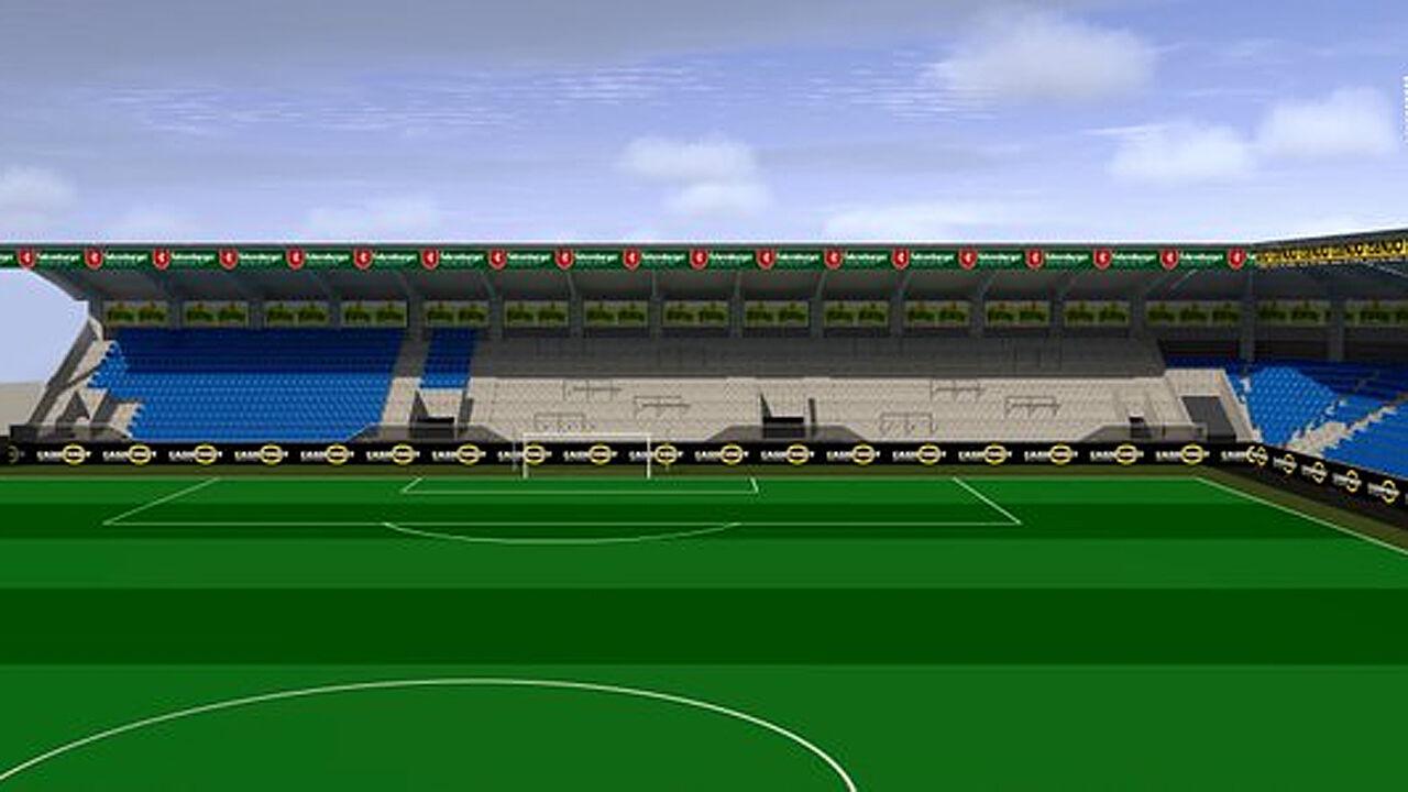 Altach baut sein Stadion aus - LAOLA1.at