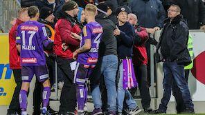 FAK: Ärger über Fans und Einbruch