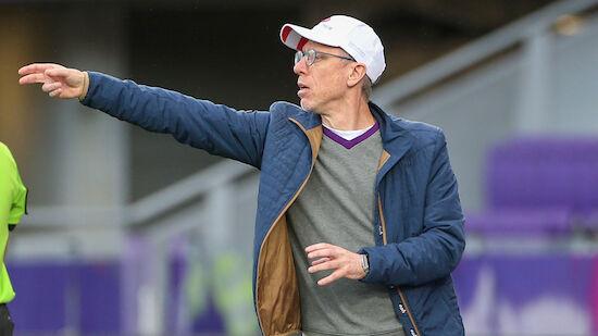 Peter Stöger ist Chef-Coach von Ferencvaros