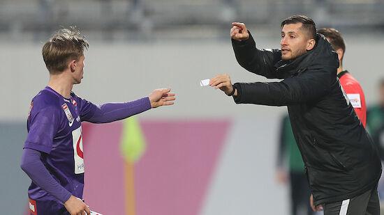 Schmidt holt sich neuen Co-Trainer zur Admira