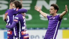 Austria Wien erhält die Bundesliga-Lizenz