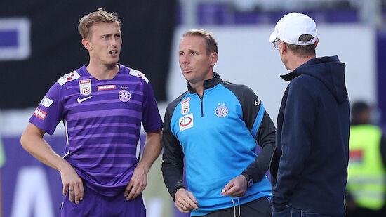 Fallmann wird wieder Cheftrainer