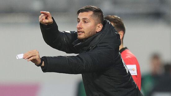 Sandhausen wirbt ÖFB-Trainer ab
