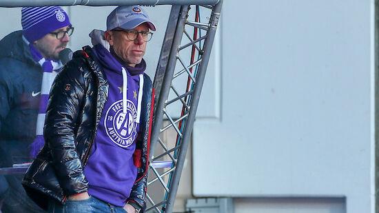 Stöger Trainer-Kandidat in Köln