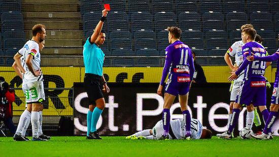 Austria: Pichler für fünf Spiele gesperrt
