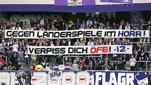 FAK-Fans: Protest gegen ÖFB