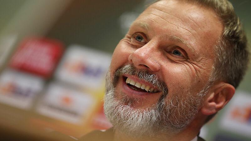 Neuer Klub für Ex-FAK-Coach Fink