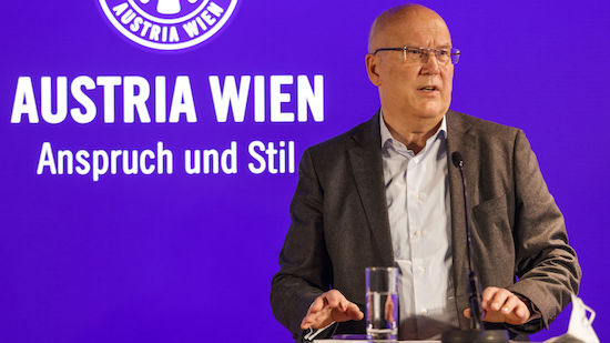Austria-Präsident verurteilt