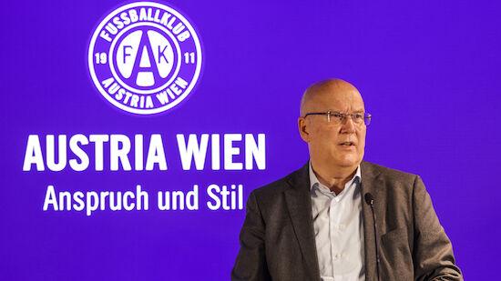 Austria-Boss Hensel: