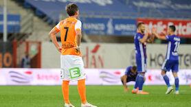 "Hartberg trotz Europa-League-Aus ""stolz"""