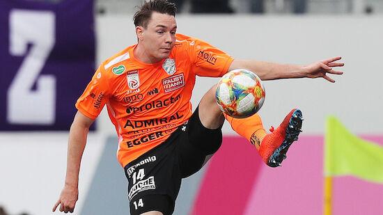 Florian Flecker zurück in die Bundesliga?
