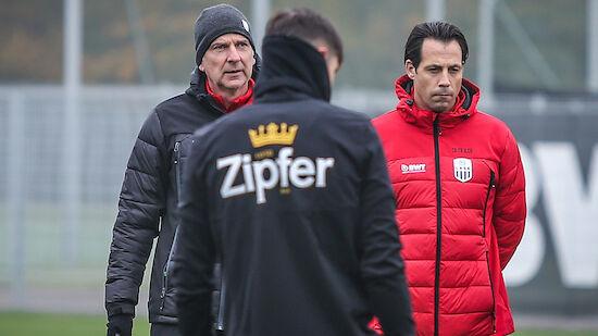 LASK-Co-Trainer wechselt zu RB Salzburg