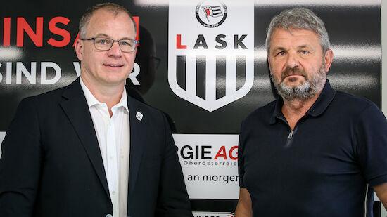 Skandal? LASK-Präsident Gruber ortet Störfeuer
