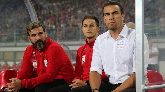 LASK-Coach Wieland über Ismael, Holland & Co.