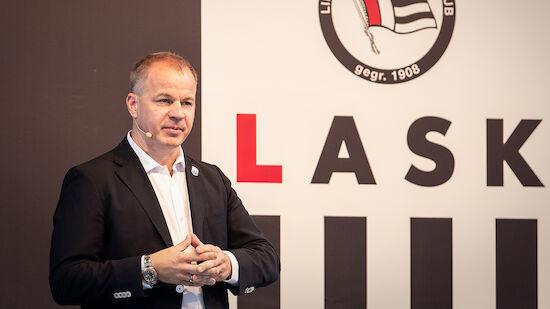 Plagiatsvorwürfe gegen LASK-Präsident Gruber