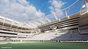 Kostenexplosion bei Stadionbau? So reagiert LASK