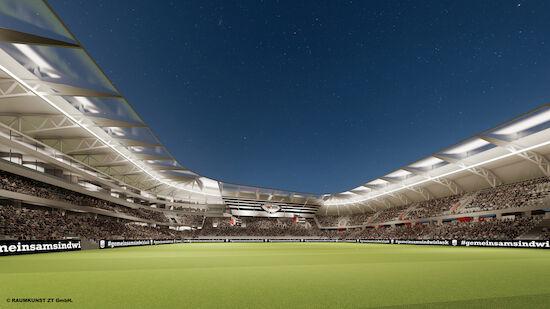 LASK-Stadion: Verzögerungen