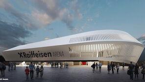 Explodieren Kosten bei LASK-Arena auf 117 Mio.?